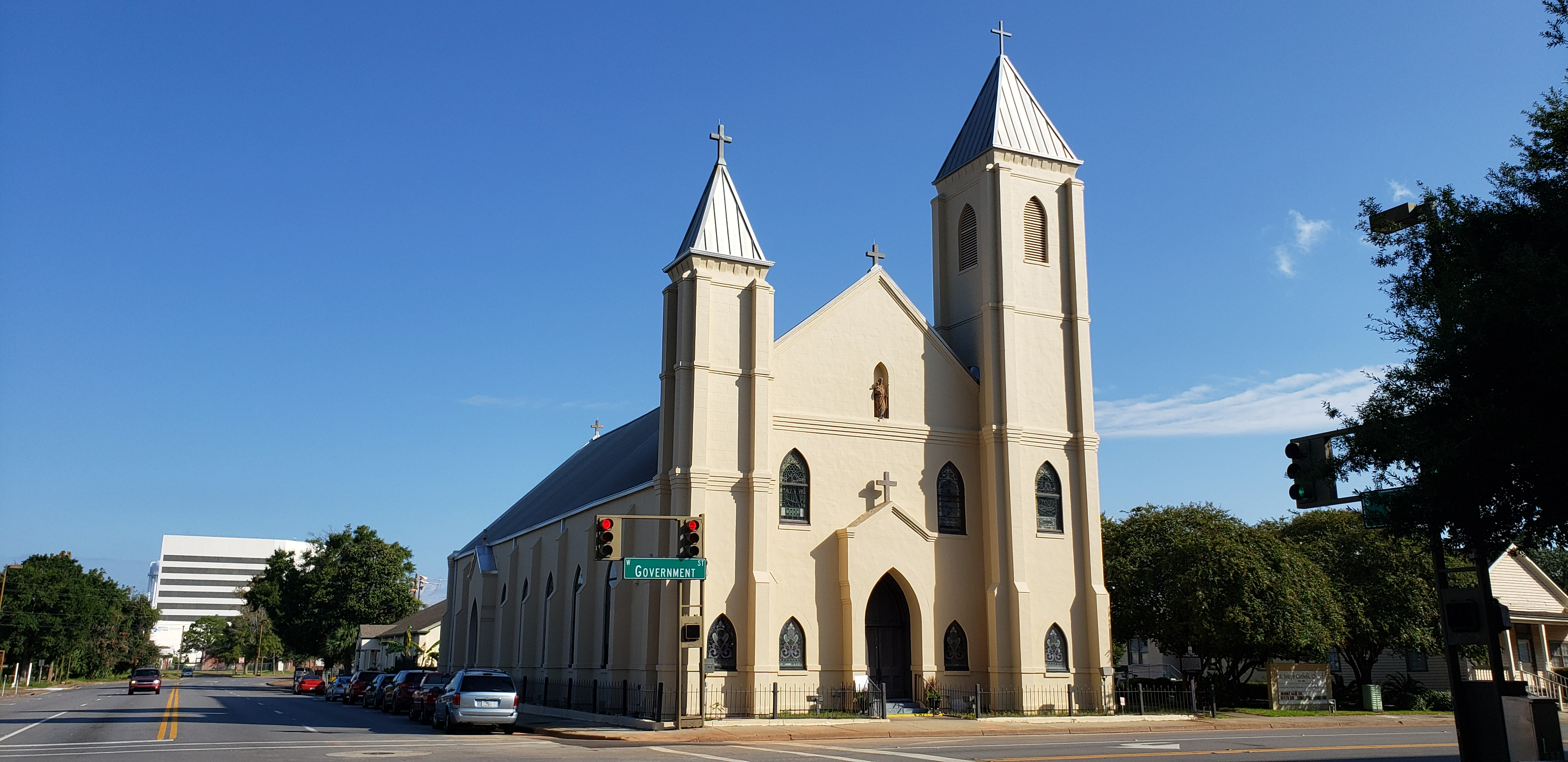 Historic St. Joseph Catholic Church